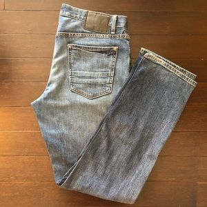 Five Four Medium wash relaxed fit jeans 32W 32L